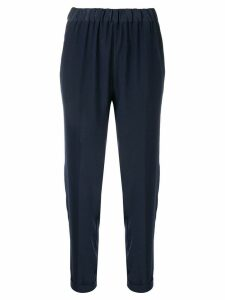 P.A.R.O.S.H. relaxed fit trousers - Blue