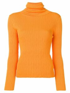 Simon Miller roll neck jumper - Orange