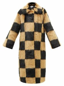 Missoni Mare - Zigzag Short-sleeved Cropped Shirt - Womens - Multi