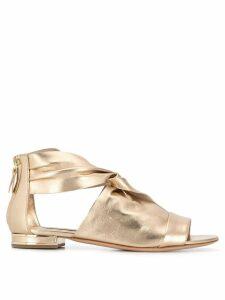 Casadei Sade sandals - Gold