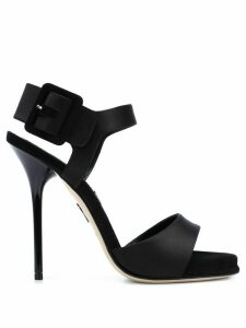 Paul Andrew 'Kalida' sandals - Black