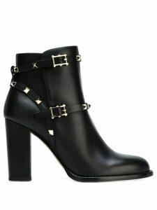 Valentino Valentino Garavani Rockstud boots - Black
