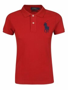 Polo Ralph Lauren Embroidered Polo Shirt