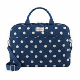 Button Spot Laptop Bag