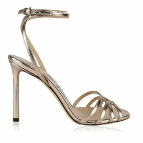 Jimmy Choo Mimi Heeled Wrap Sandals
