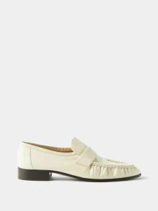 Edward Crutchley - Single-breasted Wool Blazer - Womens - Beige