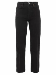 Barrie - Fancy Coast Striped Cashmere Sweater - Womens - Black
