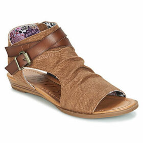 Blowfish Malibu  BALLA  women's Sandals in Brown