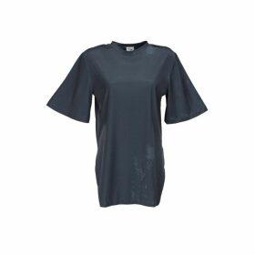 Boo Pala London Unisex Navy Strata Hues T-shirt