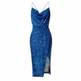 GISY - Gaia Mandala Embroidered Velvet Skirt