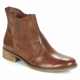 Kickers  LIXY  women's Mid Boots in Brown
