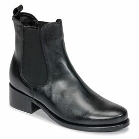 Kickers  PEARLIE  women's Mid Boots in Black