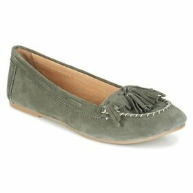 Kickers  INOKI  women's Loafers / Casual Shoes in Green