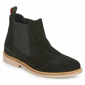 Kickers  TYGA  women's Mid Boots in Black