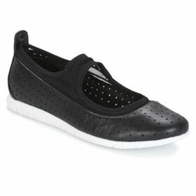 Kickers  BAYA  women's Shoes (Pumps / Ballerinas) in Black