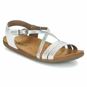 Kickers  ATOMIUM  women's Sandals in White
