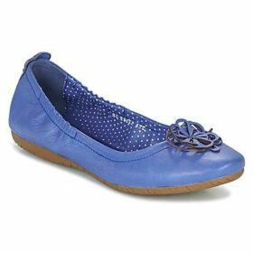 Kickers  ROMMY  women's Sandals in Blue