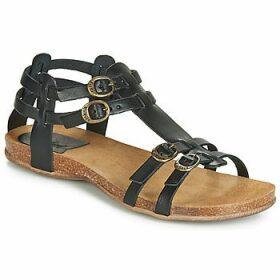 Kickers  ANA  women's Sandals in Black