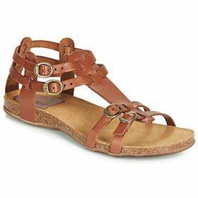 Kickers  ANA  women's Sandals in Brown