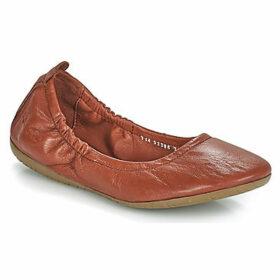 Kickers  RABAT  women's Shoes (Pumps / Ballerinas) in Red