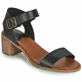Kickers  VOLOU  women's Sandals in Black