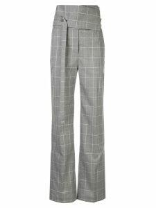 Eudon Choi Carolyn trousers - Grey