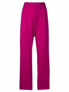 Calvin Klein 205W39nyc high-rise straight trousers - Pink