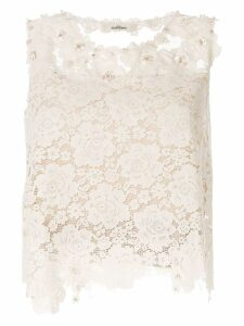 Onefifteen lace top - NEUTRALS