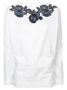 Antonio Marras embroidered blouse - White