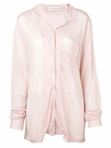Faith Connexion loose fit shirt - PINK