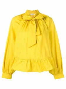 Ulla Johnson Queenie blouse - Yellow