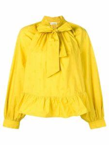 Ulla Johnson Queenie blouse - Yellow