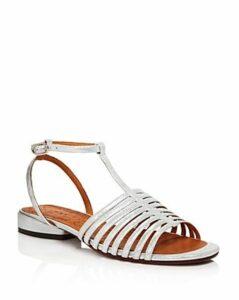 Chie Mihara Women's Cyprus Metallic Sandals