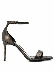 Saint Laurent Amber sandals - Black