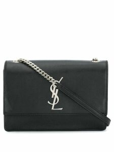 Saint Laurent Kate Monogram crossbody bag - Black