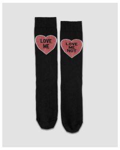 'Love me' Socks