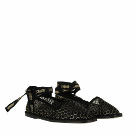 Christian Dior Espadrilles - Nicely-D Espadrille Black - black - Espadrilles for ladies