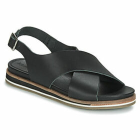 Kickers  OCEANIE  women's Sandals in Black