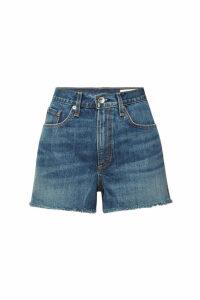 Rag & Bone/JEAN Justine Distressed Denim Shorts
