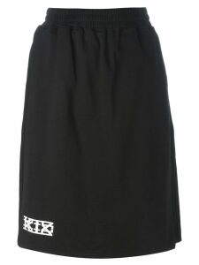 KTZ front panel shorts - Black