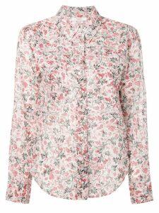 Isabel Marant Étoile all-over print shirt - Neutrals