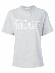Golden Goose Serial Lover T-shirt - Grey