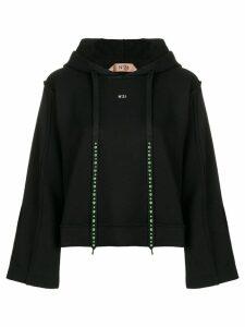 Nº21 basic hoodie - Black