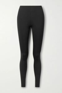 Valentino - Belted Cotton Shorts - Indigo