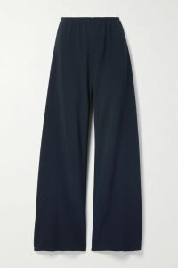 Mary Katrantzou - Striped Sequined Jersey Sweatshirt - Black