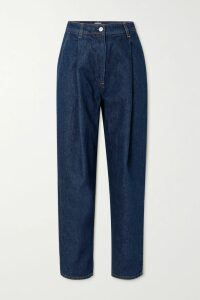 Molly Goddard - Freddie Polka-dot Mesh Top - Purple