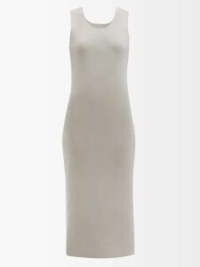 Isabel Marant Étoile - Algar Embroidered Cotton Top - Womens - Light Pink