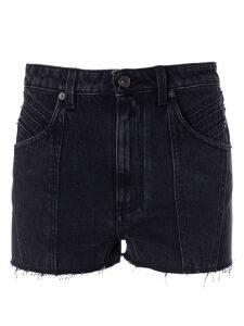 Givenchy Frayed Shorts