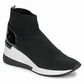 MICHAEL Michael Kors  SKYLER BOOTIE  women's Shoes (High-top Trainers) in Black