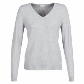 Vila  VIRIL  women's Sweater in Grey